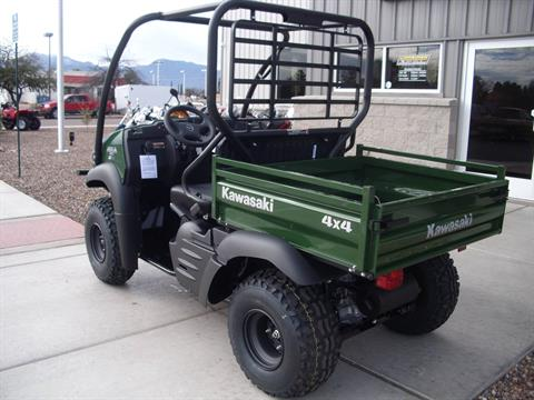 2019 Kawasaki Mule SX 4x4 FI in Sierra Vista, Arizona - Photo 8
