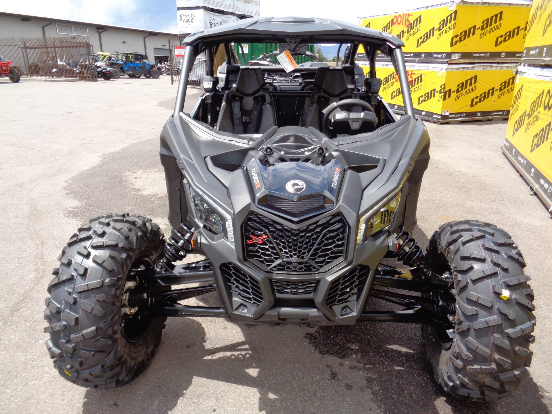 2019 Can-Am� Maverick X3 Max X rs Turbo R 7