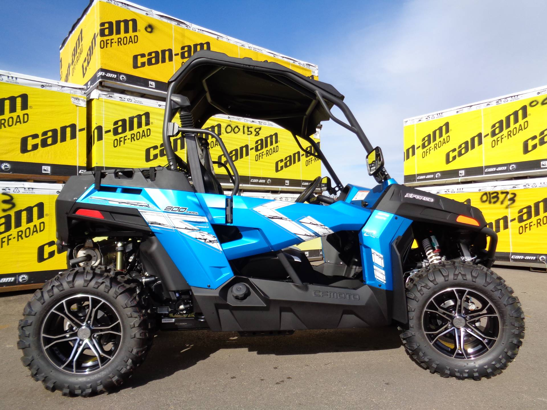 2019  ZForce 800 Trail for sale 3444