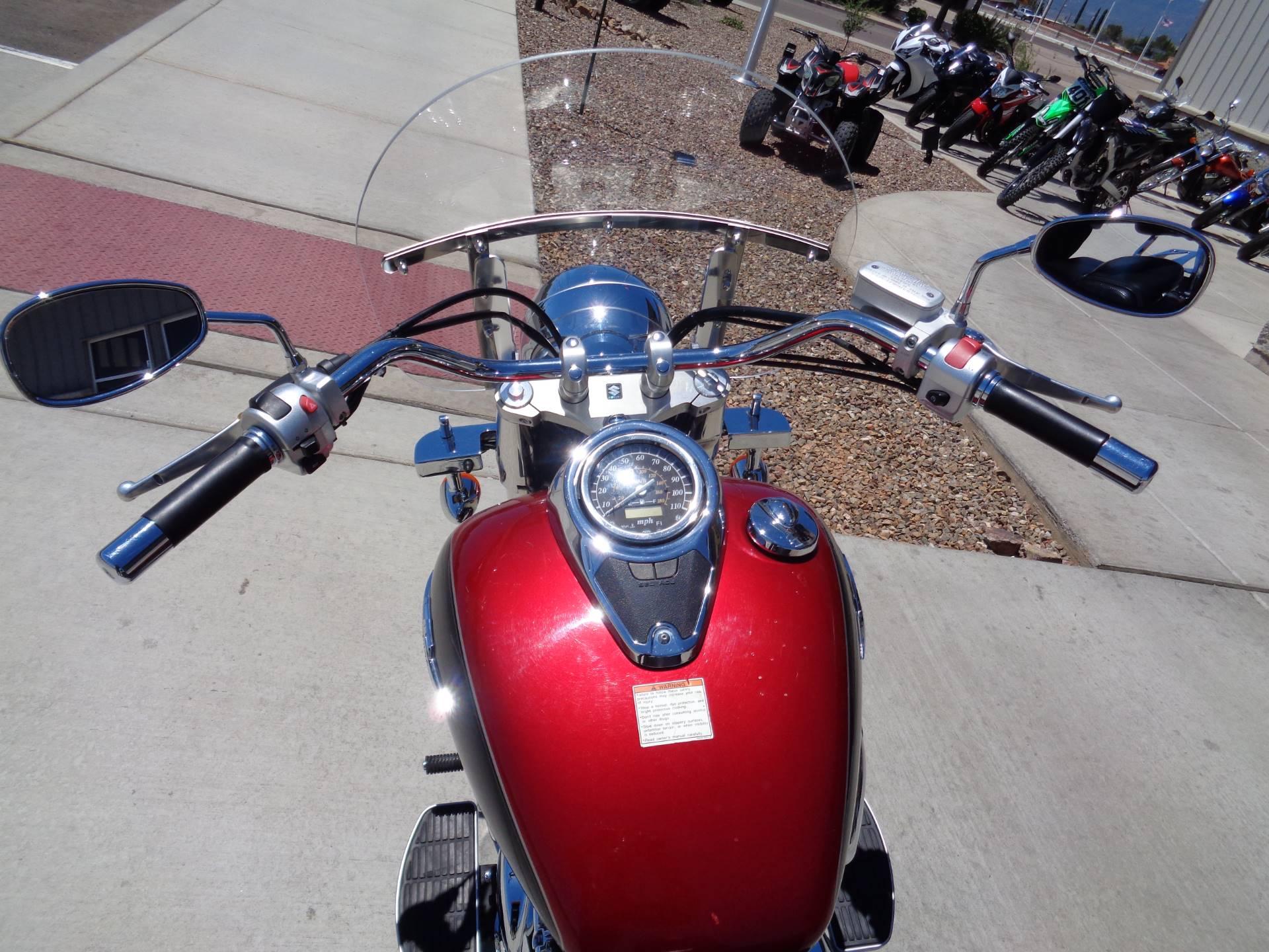 2007 Suzuki Boulevard C50 in Sierra Vista, Arizona