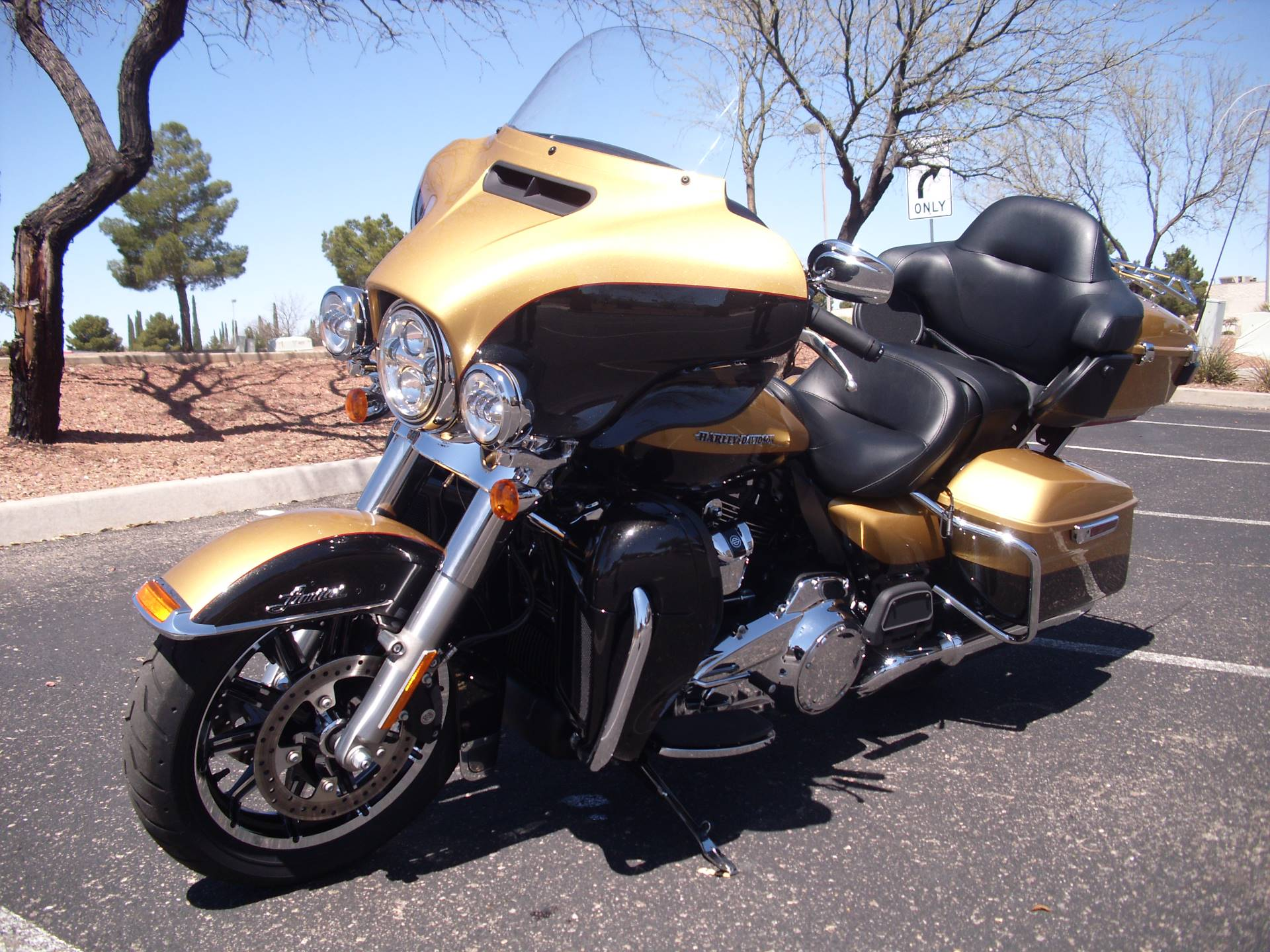 2017 Harley-Davidson Ultra Limited in Sierra Vista, Arizona