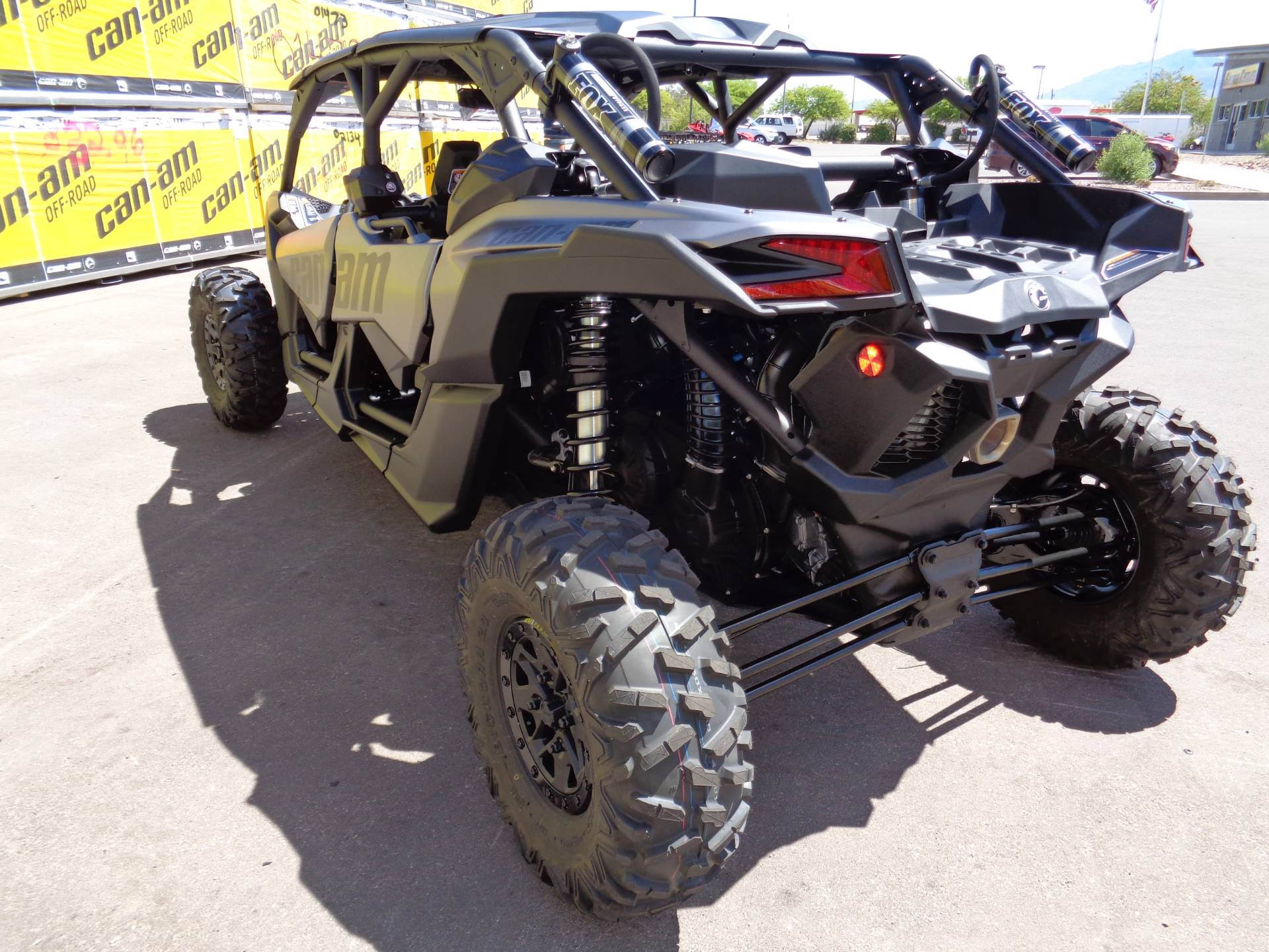 2019 Can-Am Maverick X3 Max X rs Turbo R in Sierra Vista, Arizona - Photo 4