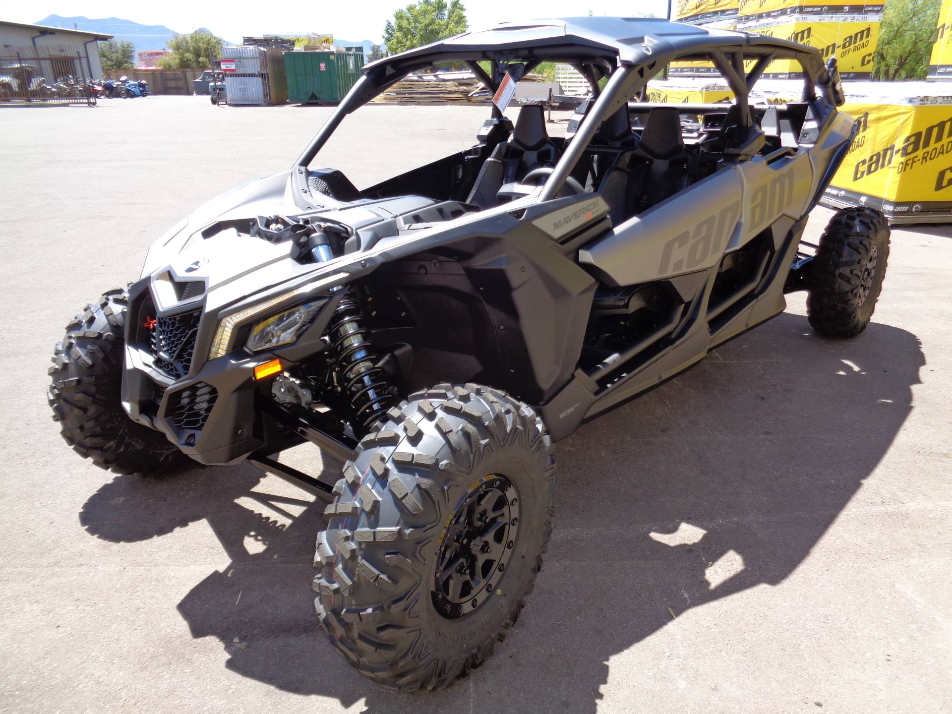 2019 Can-Am Maverick X3 Max X rs Turbo R in Sierra Vista, Arizona - Photo 6