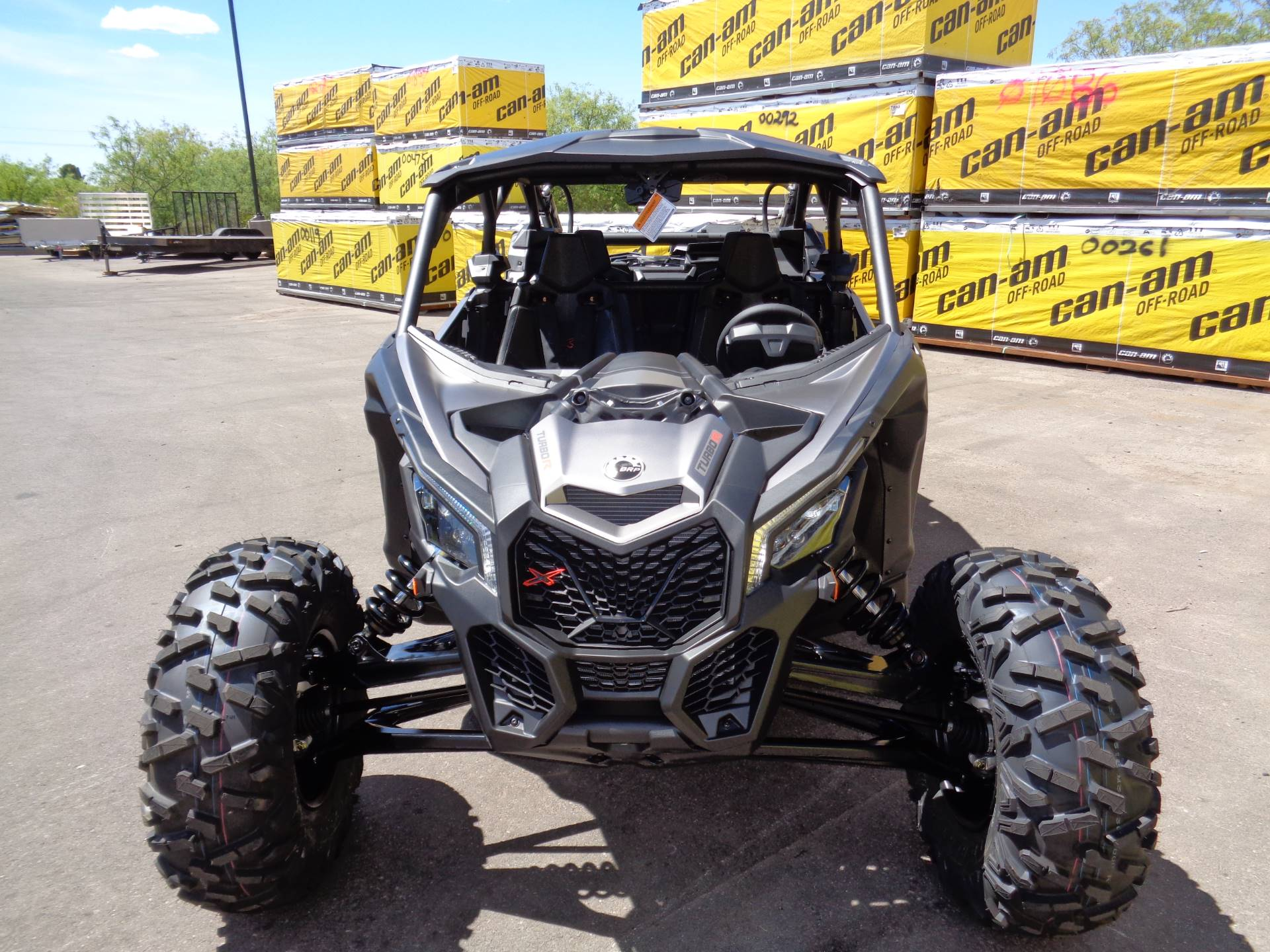 2019 Can-Am Maverick X3 Max X rs Turbo R in Sierra Vista, Arizona - Photo 7