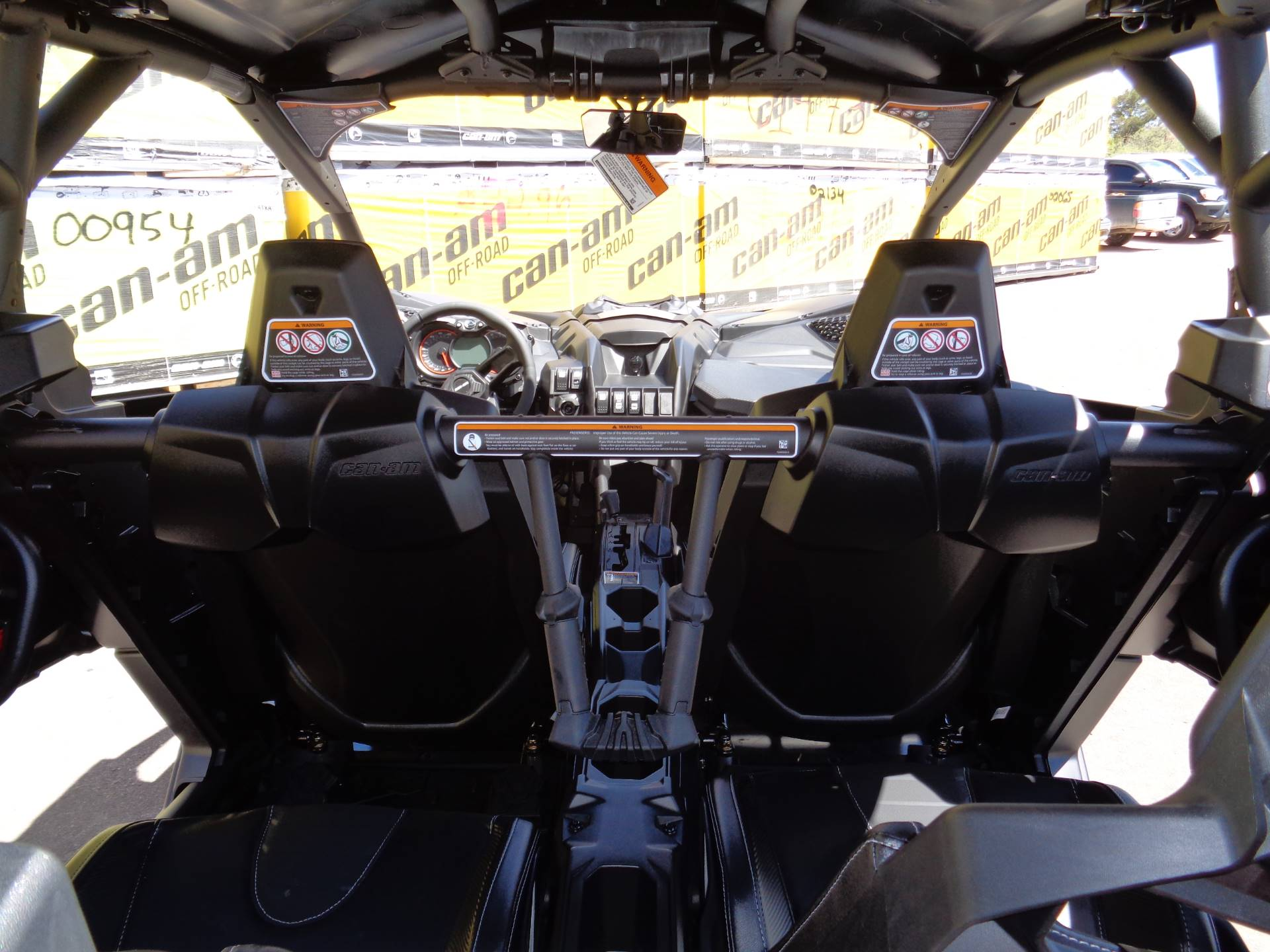 2019 Can-Am Maverick X3 Max X rs Turbo R in Sierra Vista, Arizona - Photo 9