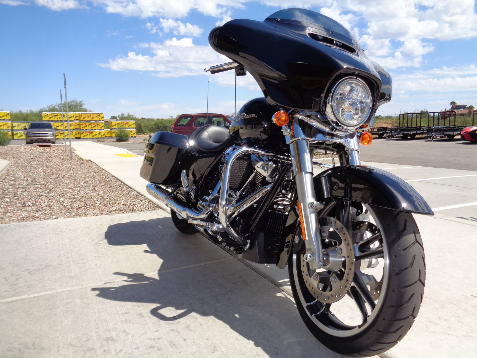 2018 Harley-Davidson Street Glide® in Sierra Vista, Arizona - Photo 4