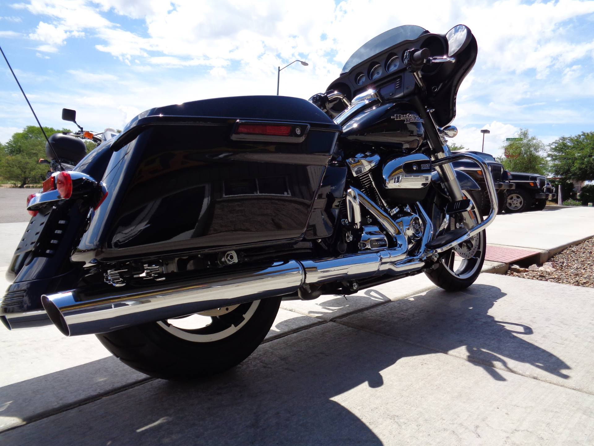 2018 Harley-Davidson Street Glide® in Sierra Vista, Arizona - Photo 6
