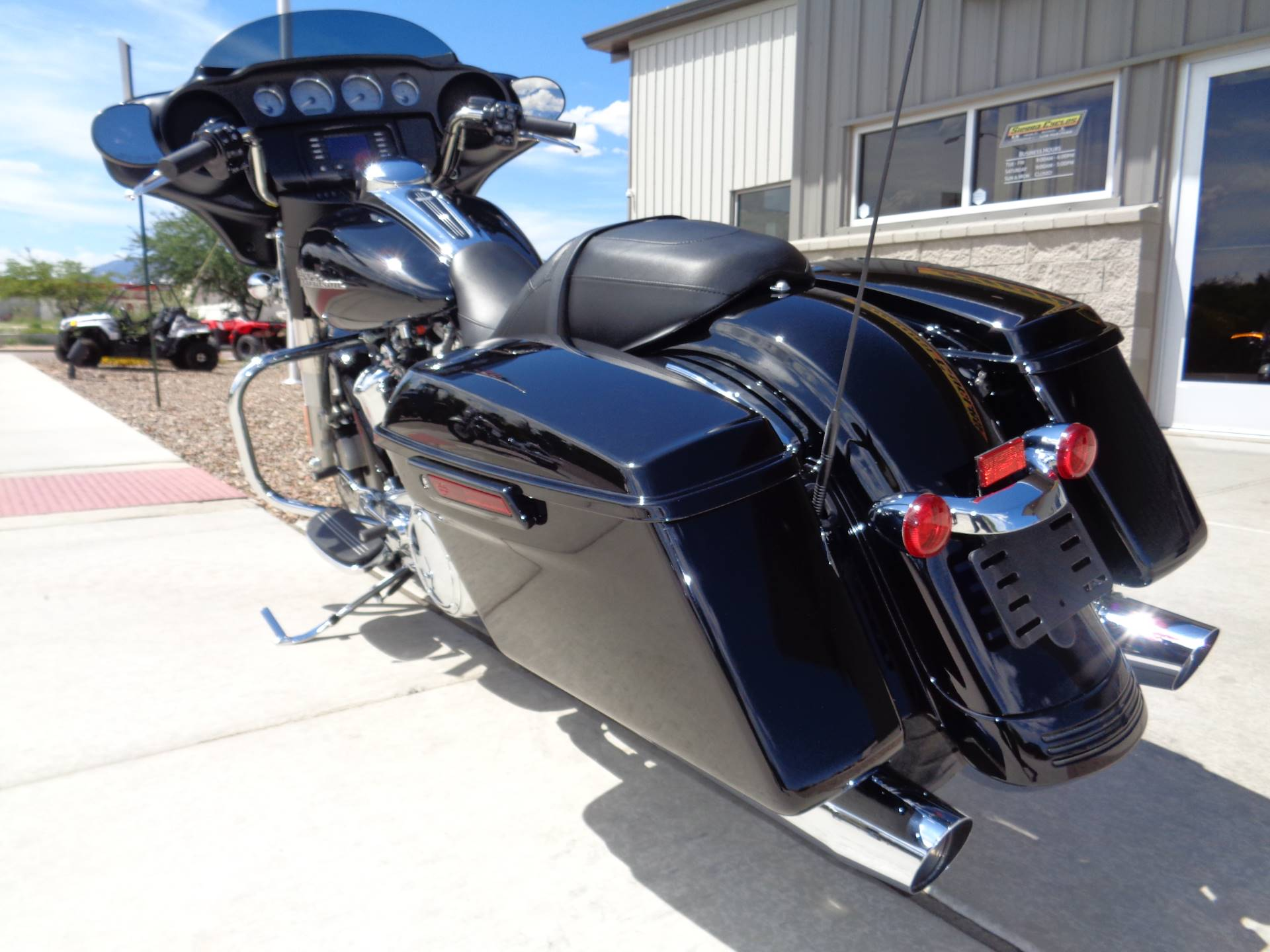 2018 Harley-Davidson Street Glide® in Sierra Vista, Arizona - Photo 8