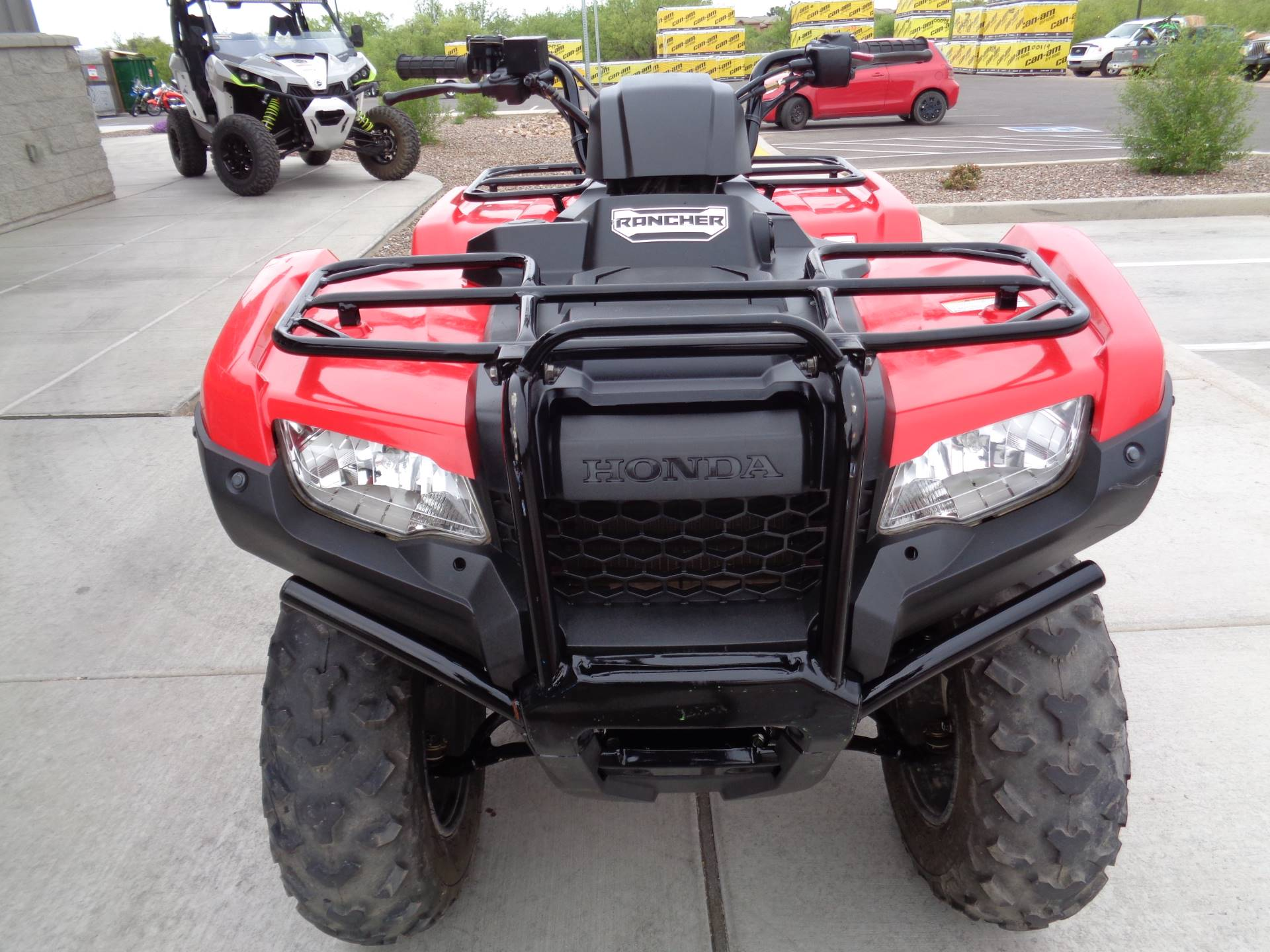2016 Honda FourTrax Rancher in Sierra Vista, Arizona - Photo 3