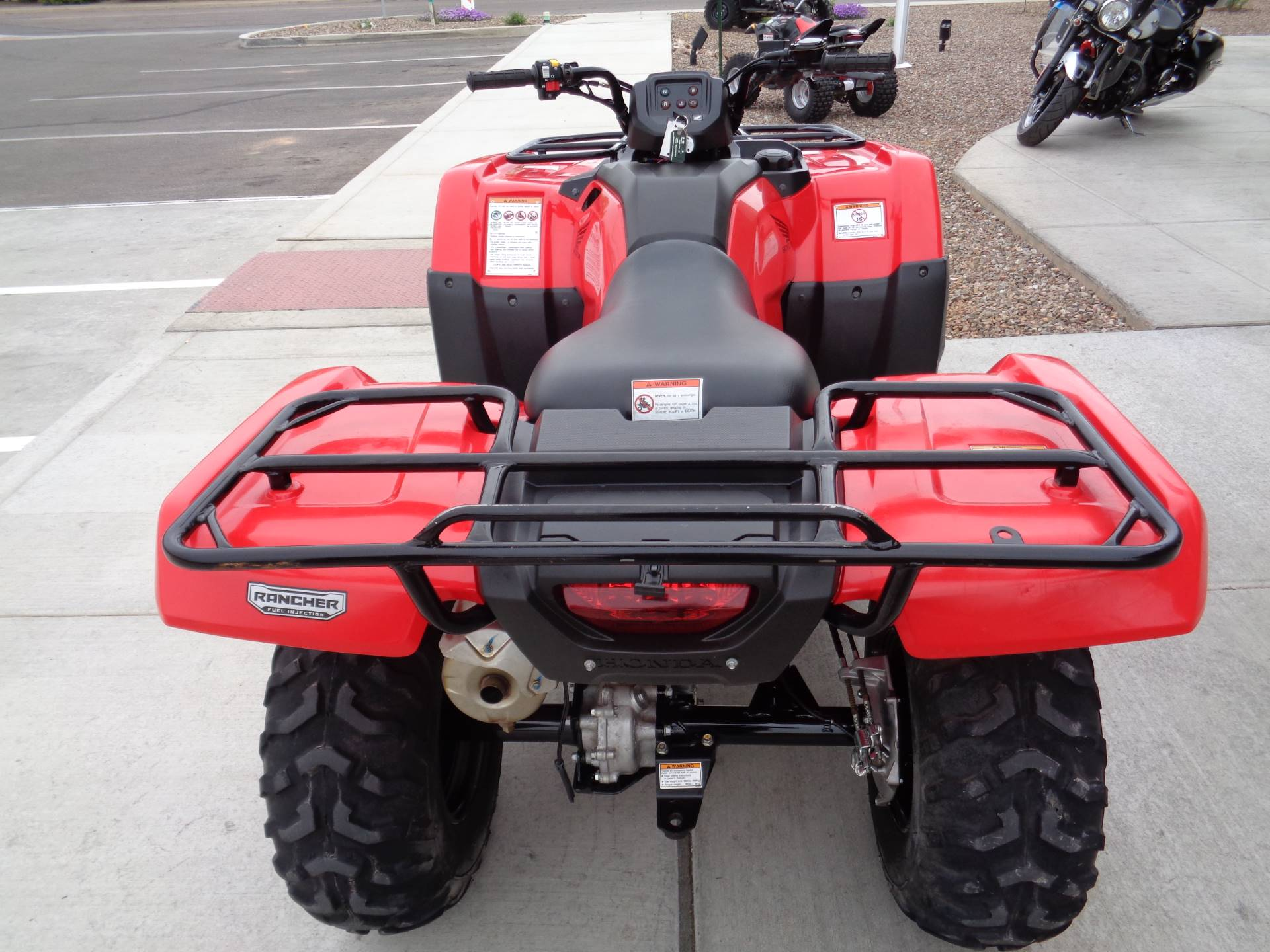 2016 Honda FourTrax Rancher in Sierra Vista, Arizona - Photo 7