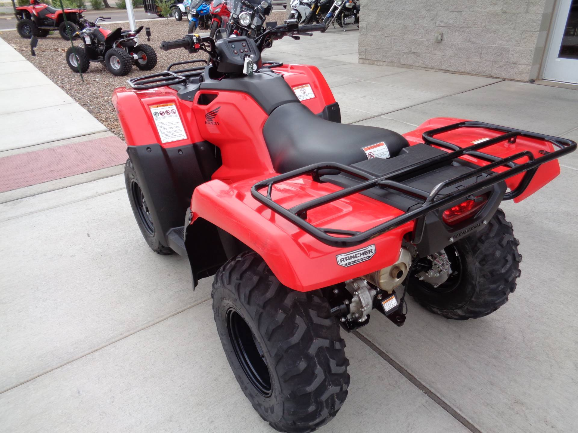 2016 Honda FourTrax Rancher in Sierra Vista, Arizona - Photo 8