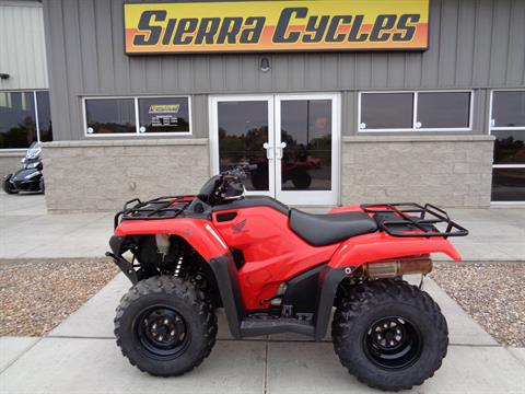 2016 Honda FourTrax Rancher in Sierra Vista, Arizona - Photo 1