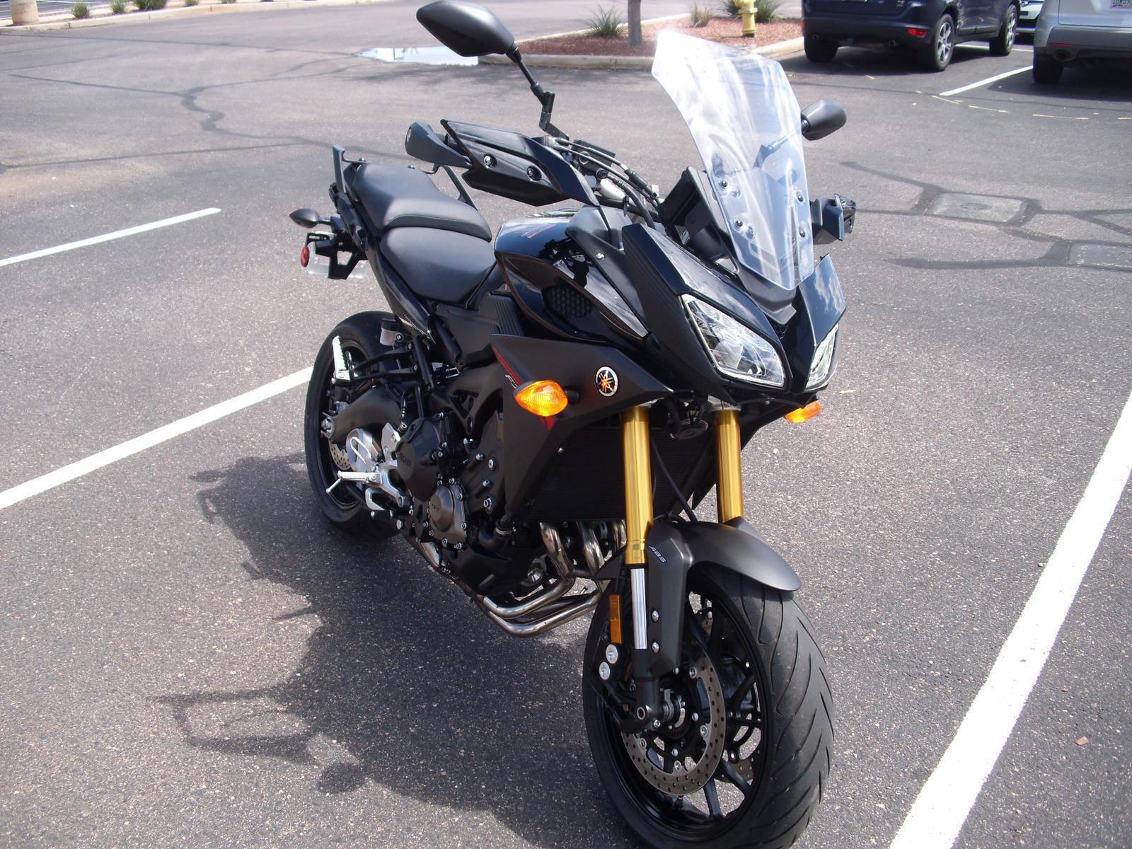 2016 Yamaha FJ-09 8
