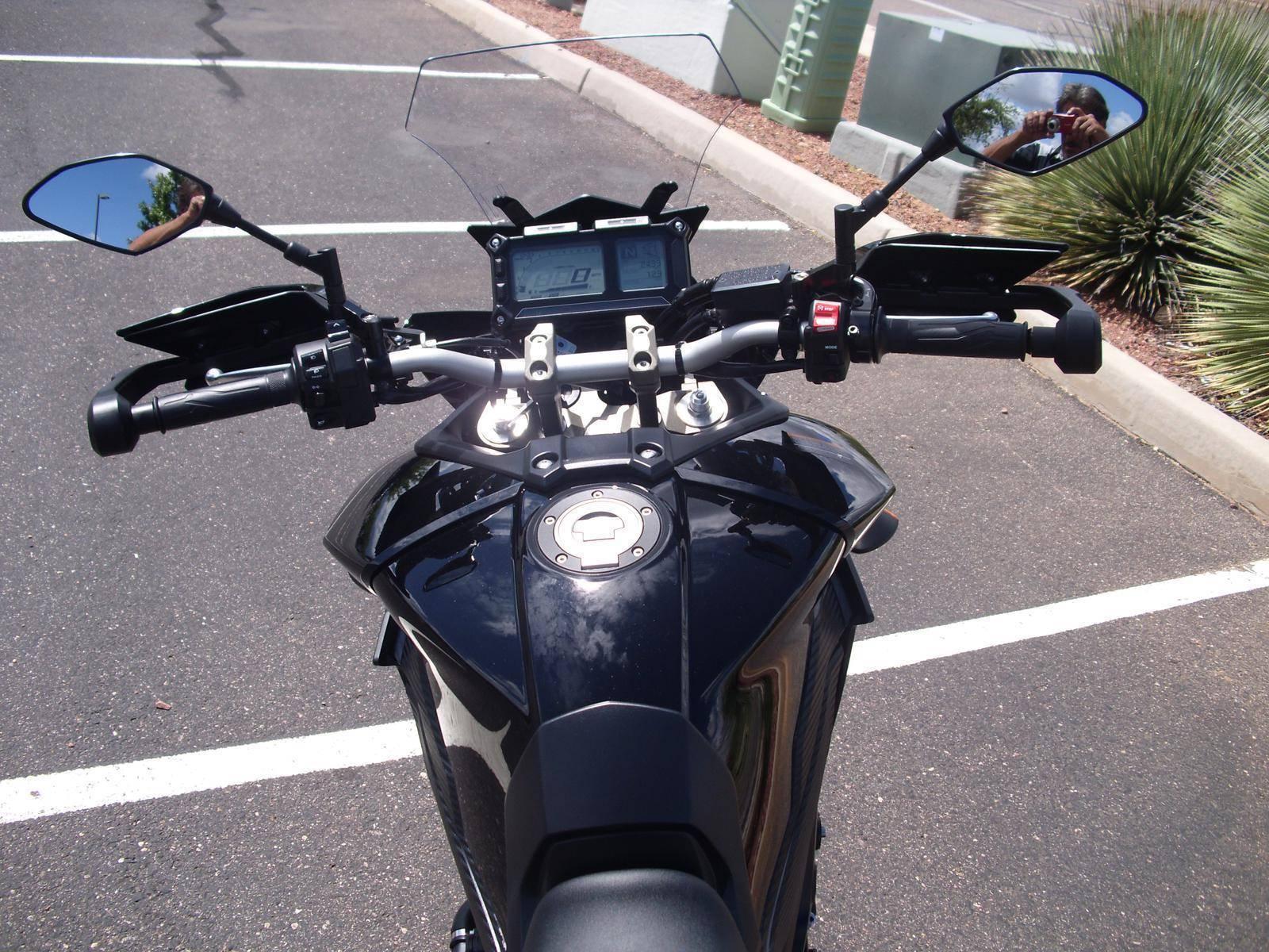 2016 Yamaha FJ-09 9