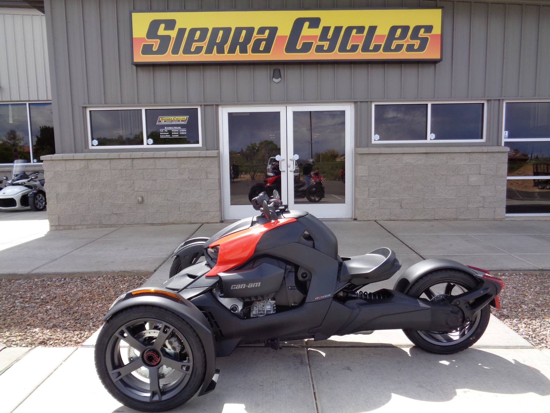 2019 Can-Am Ryker 900 ACE in Sierra Vista, Arizona - Photo 1
