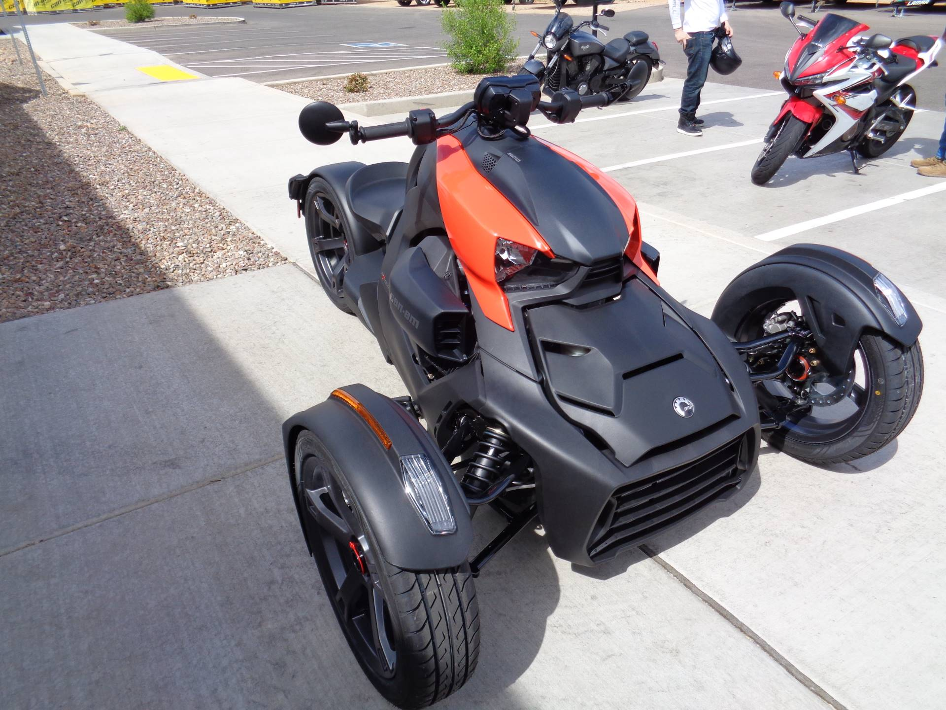 2019 Can-Am Ryker 900 ACE in Sierra Vista, Arizona - Photo 4