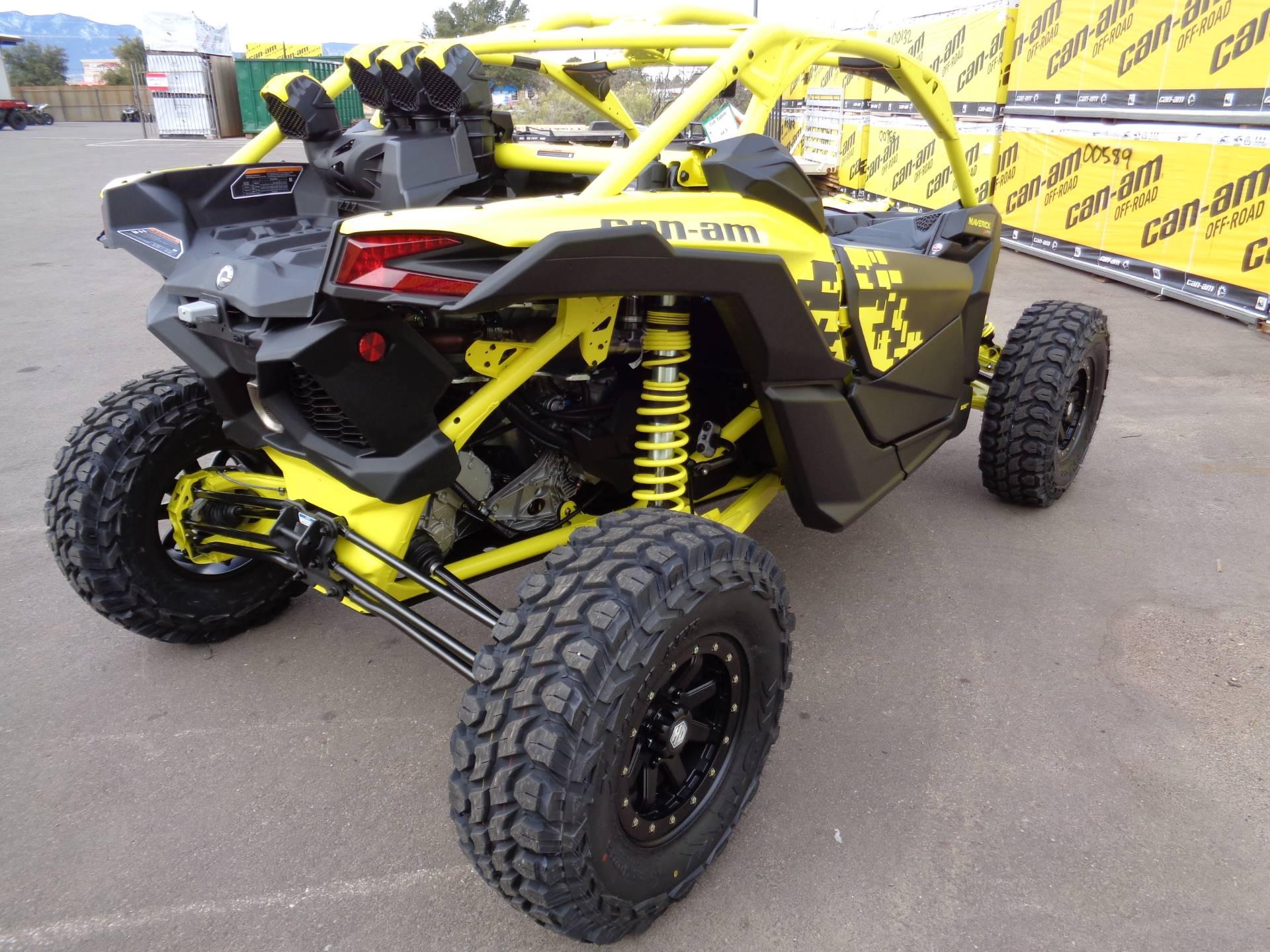 2019 Can-Am Maverick X3 X MR Turbo R in Sierra Vista, Arizona
