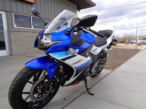 2019 Suzuki GSX250R ABS in Sierra Vista, Arizona - Photo 2