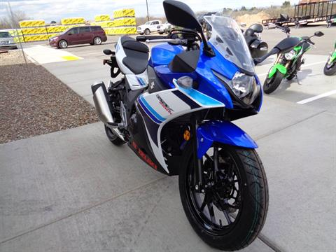 2019 Suzuki GSX250R ABS in Sierra Vista, Arizona - Photo 4