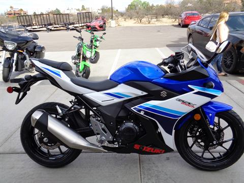 2019 Suzuki GSX250R ABS in Sierra Vista, Arizona - Photo 5