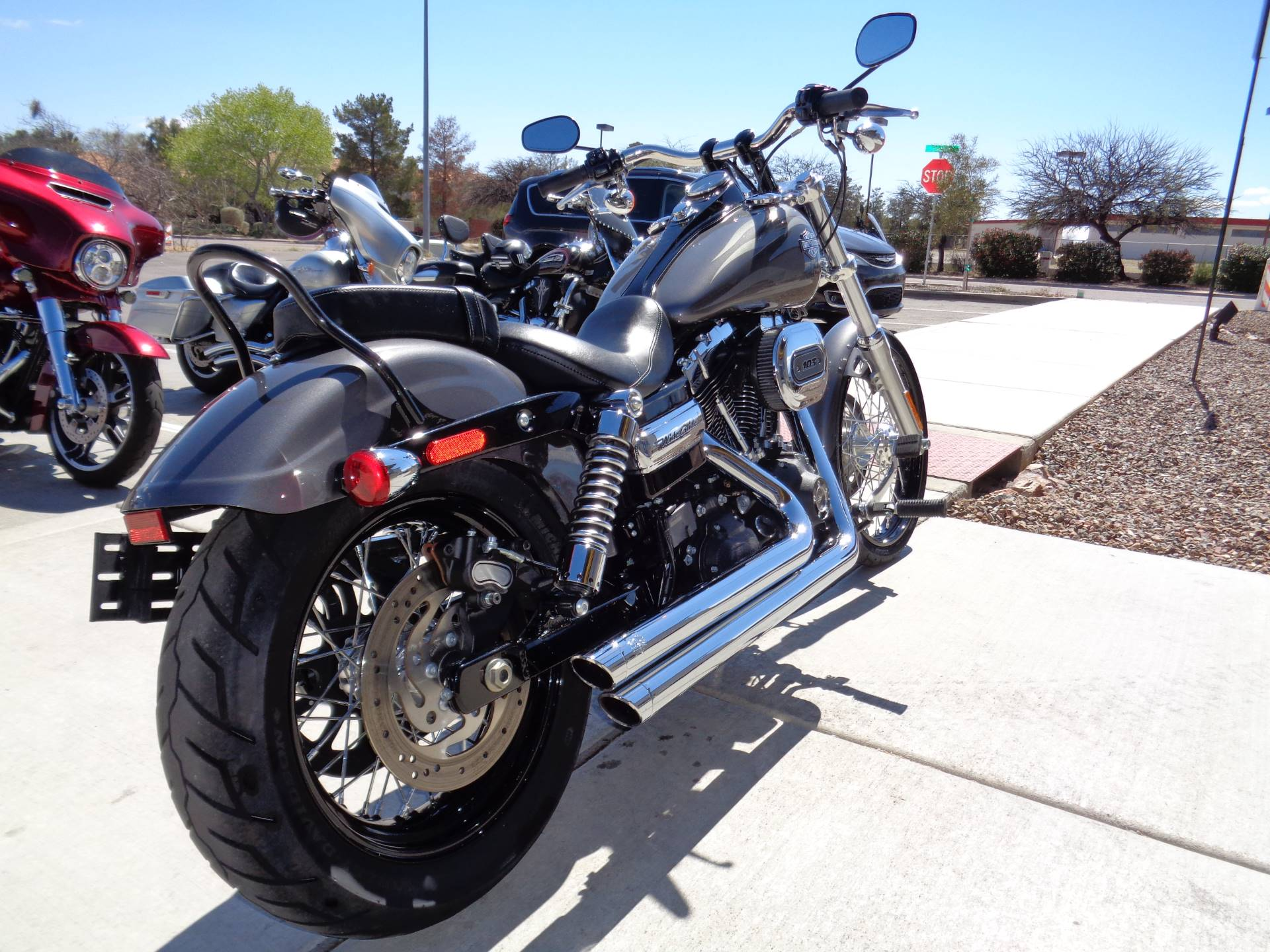 2016 Harley-Davidson Wide Glide® in Sierra Vista, Arizona