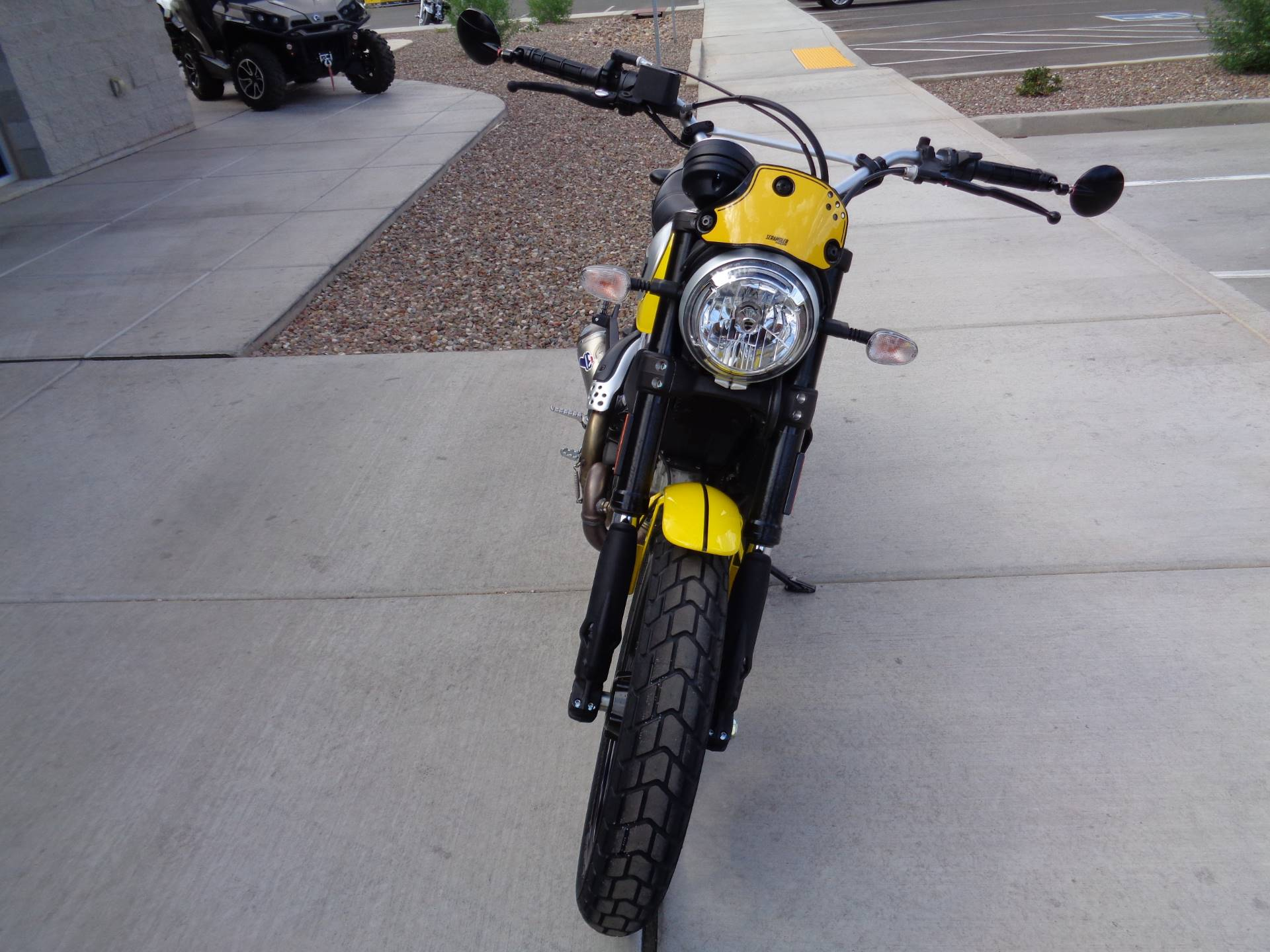 2015 Ducati Scrambler Icon in Sierra Vista, Arizona - Photo 3