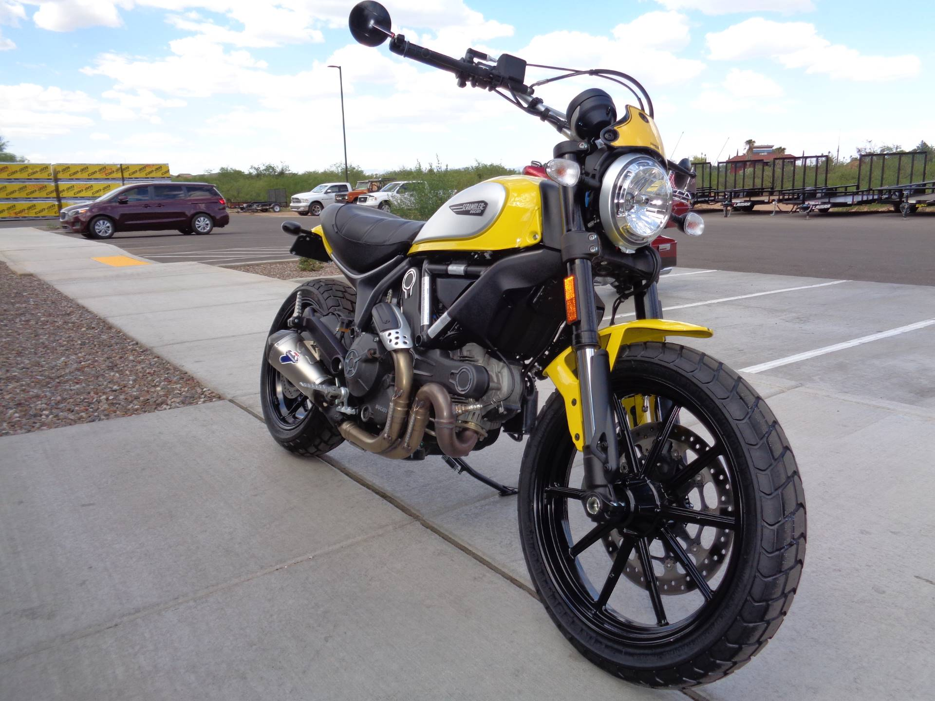 2015 Ducati Scrambler Icon in Sierra Vista, Arizona - Photo 4