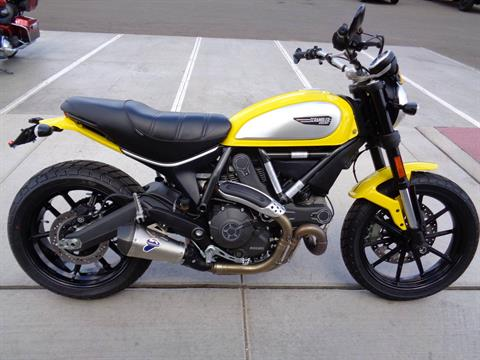2015 Ducati Scrambler Icon in Sierra Vista, Arizona - Photo 5