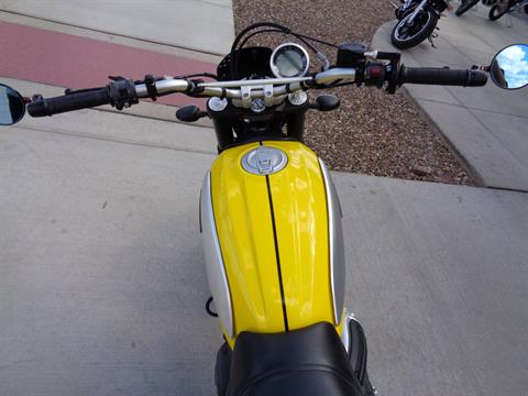 2015 Ducati Scrambler Icon in Sierra Vista, Arizona - Photo 9