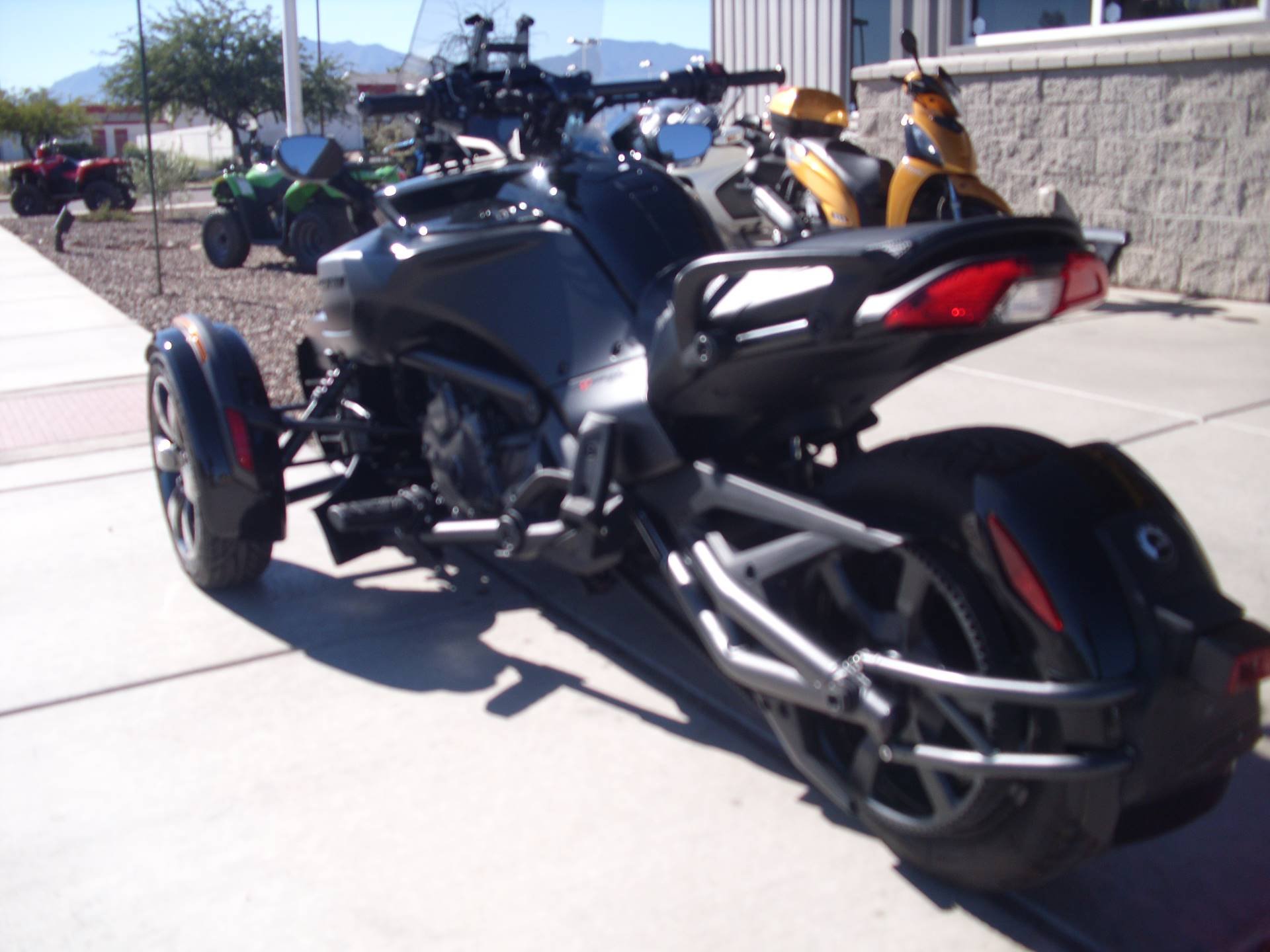 2016 Can-Am Spyder F3-S Special Series in Sierra Vista, Arizona