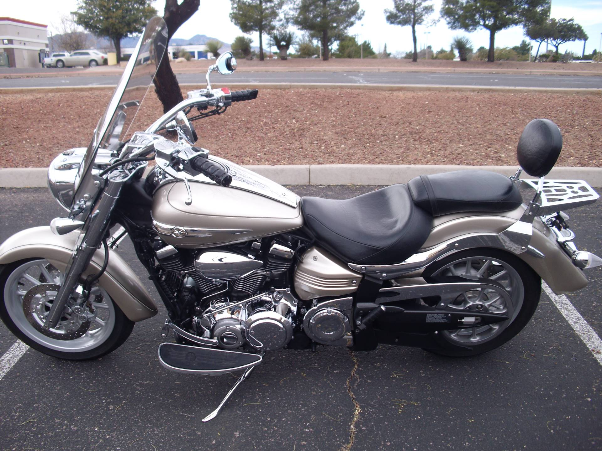 Used 2012 yamaha roadliner s motorcycles in sierra vista for Yamaha installment financing