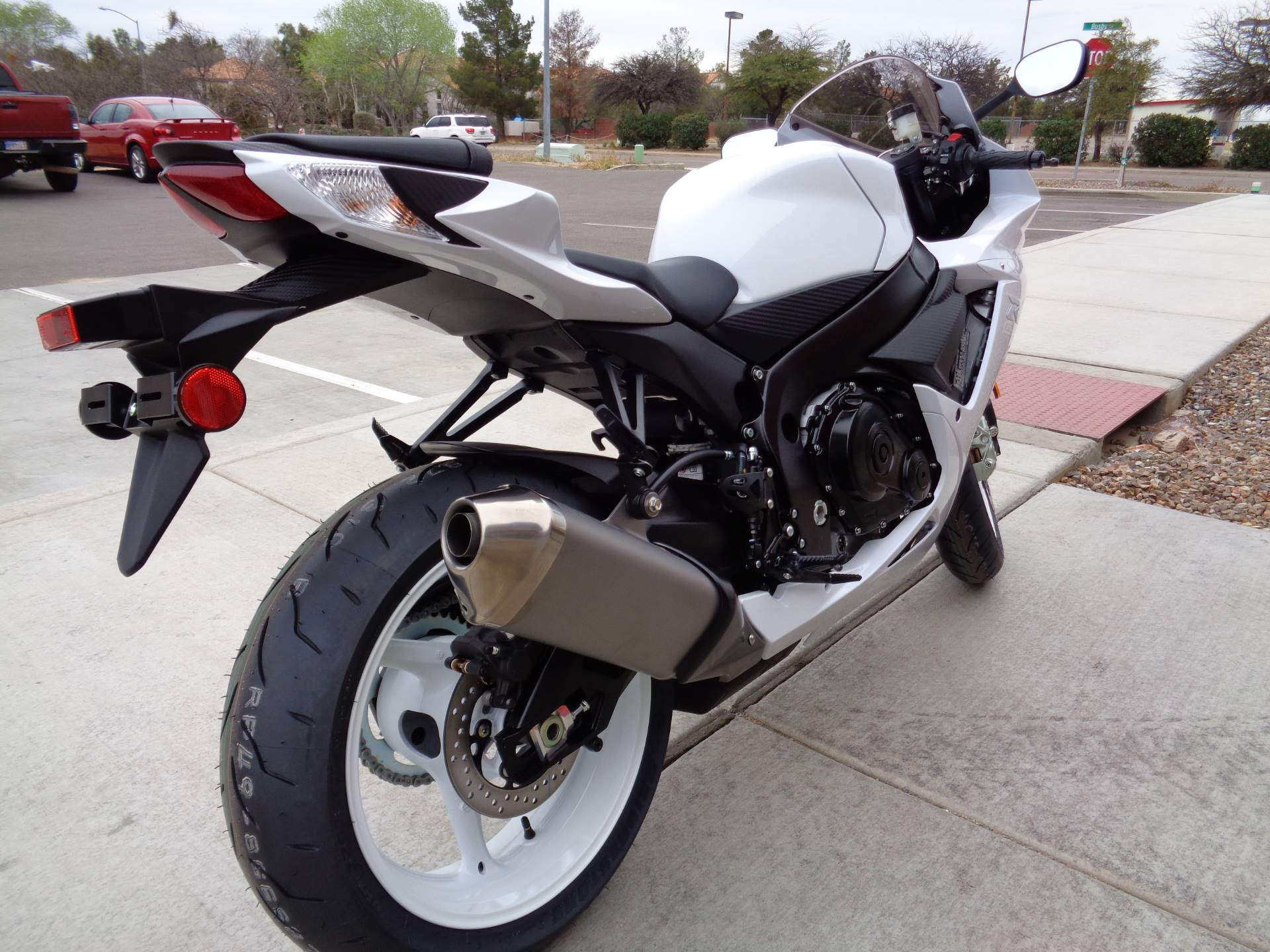 2019 Suzuki GSX-R600 in Sierra Vista, Arizona