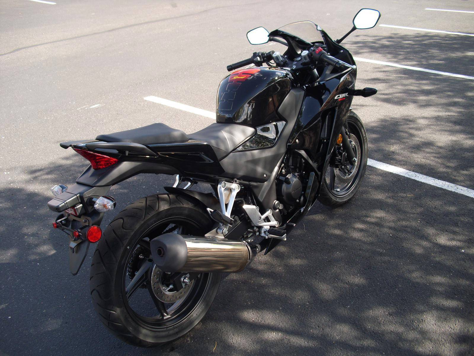 2015 Honda CBR®300R in Sierra Vista, Arizona