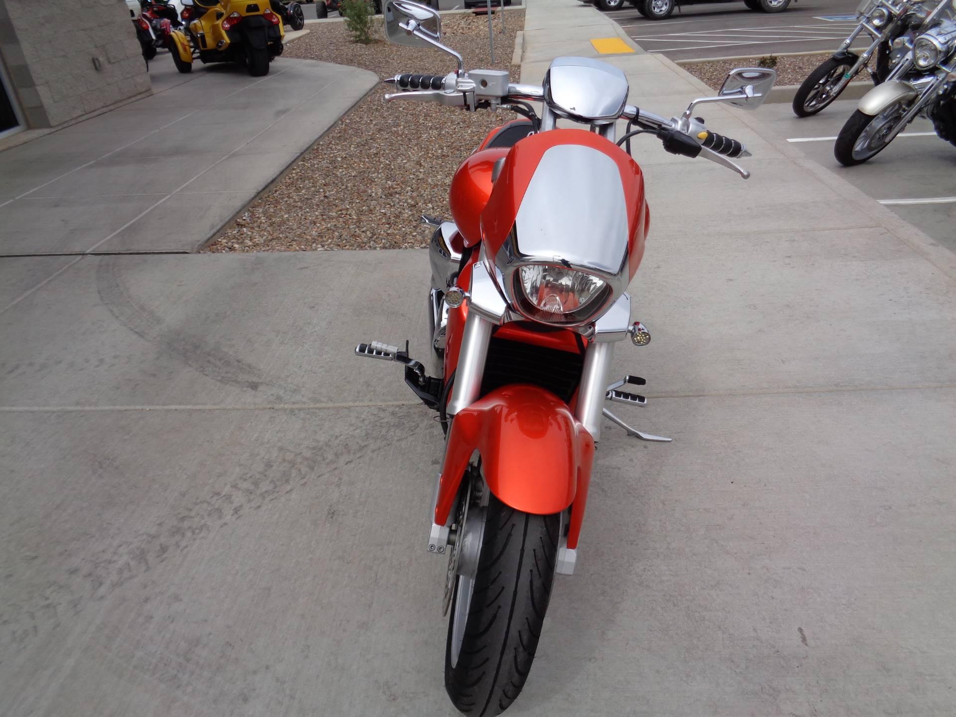 2008 Suzuki Boulevard M109R 3