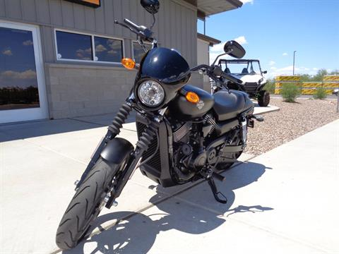 2015 Harley-Davidson Street™ 750 in Sierra Vista, Arizona - Photo 2