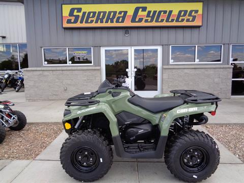 2019 Can-Am Outlander 450 in Sierra Vista, Arizona
