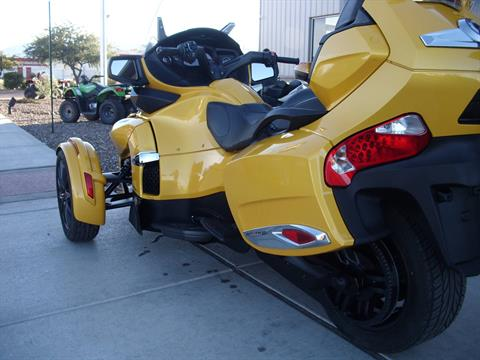 2013 Can-Am Spyder® RT-S SE5 in Sierra Vista, Arizona