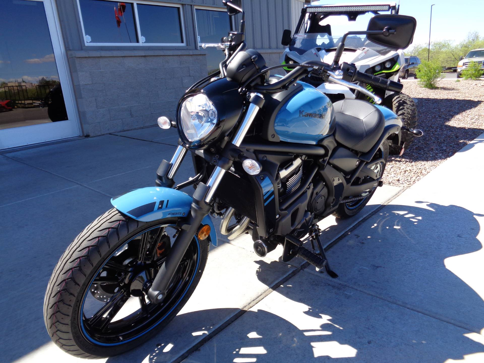 2019 Kawasaki Vulcan S ABS in Sierra Vista, Arizona - Photo 2