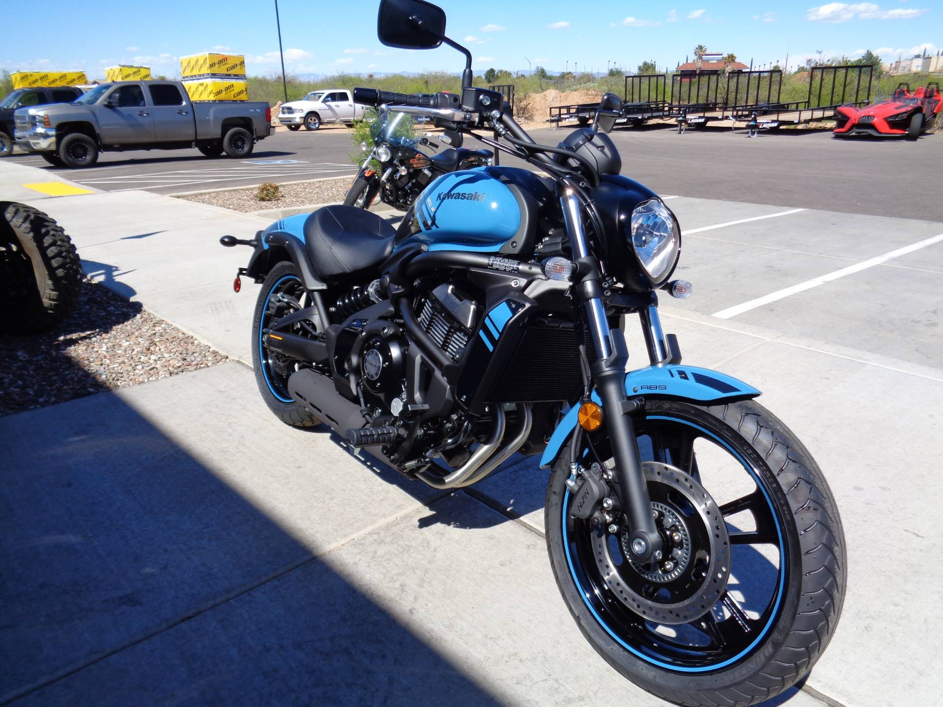 2019 Kawasaki Vulcan S ABS in Sierra Vista, Arizona - Photo 4