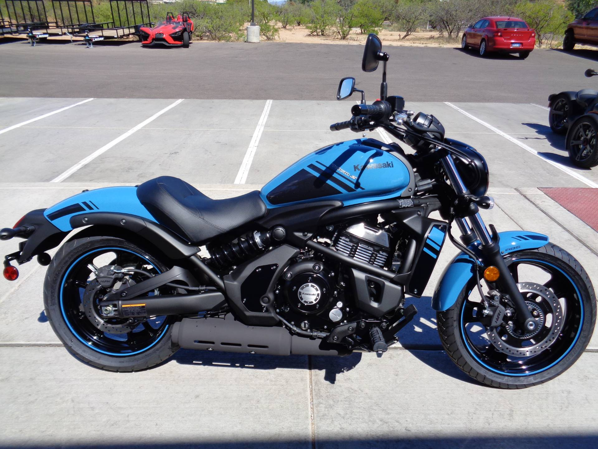 2019 Kawasaki Vulcan S ABS in Sierra Vista, Arizona - Photo 5
