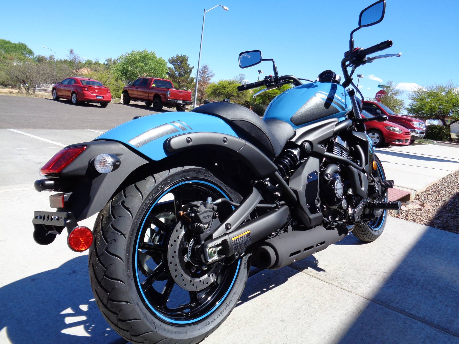 2019 Kawasaki Vulcan S ABS in Sierra Vista, Arizona - Photo 6