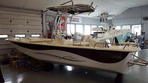 2019 Carolina Skiff 218 DLV CC PRE RIG in Oceanside, New York