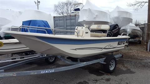 2019 Carolina Skiff 16 JVX CC in Oceanside, New York