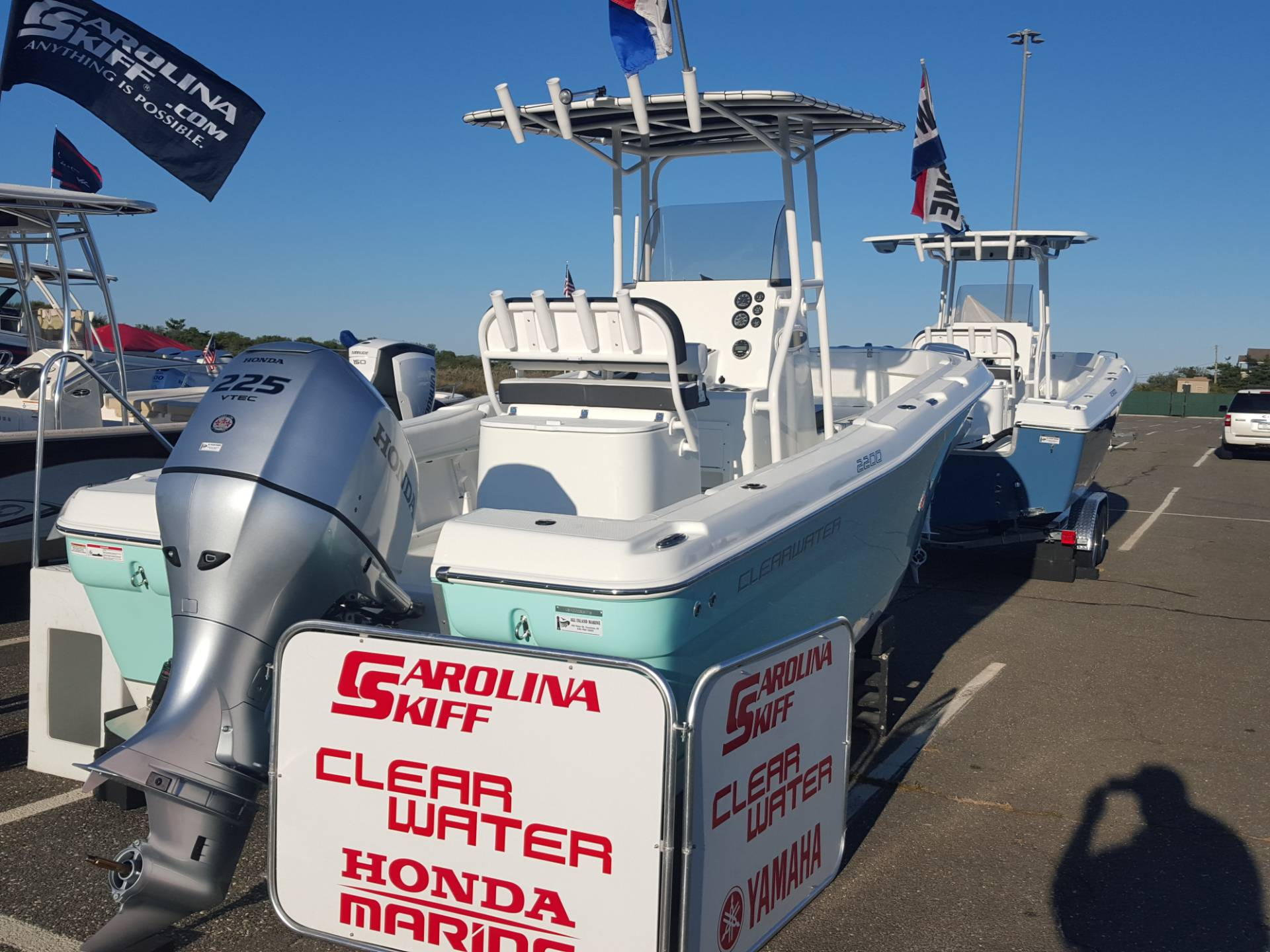 2018 Clearwater 2200 CC in Oceanside, New York