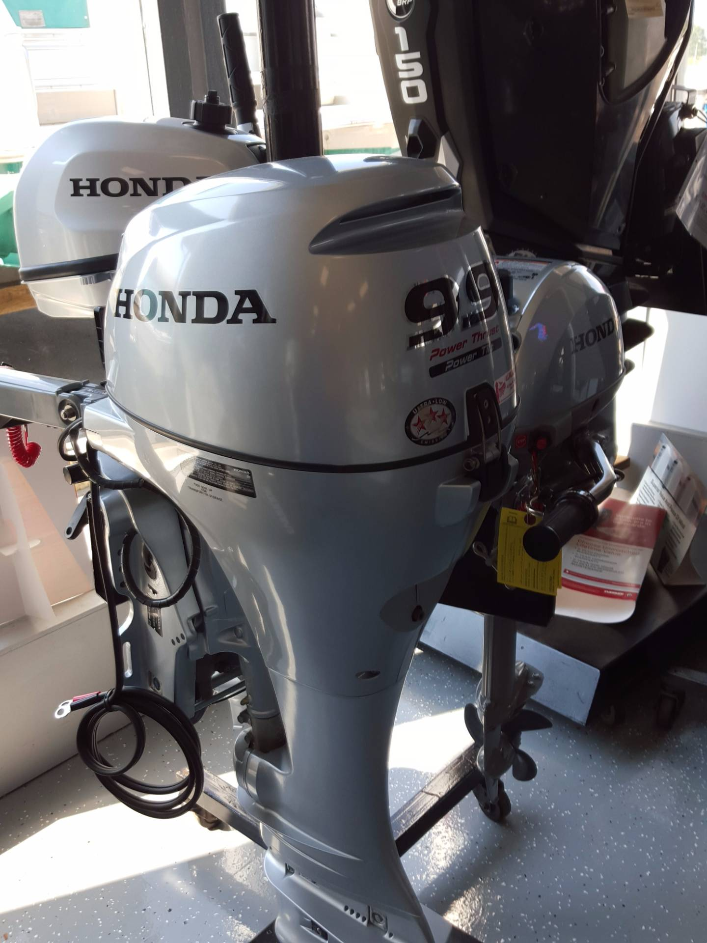 2016 Honda Marine BFP10D3LHT in Oceanside, New York