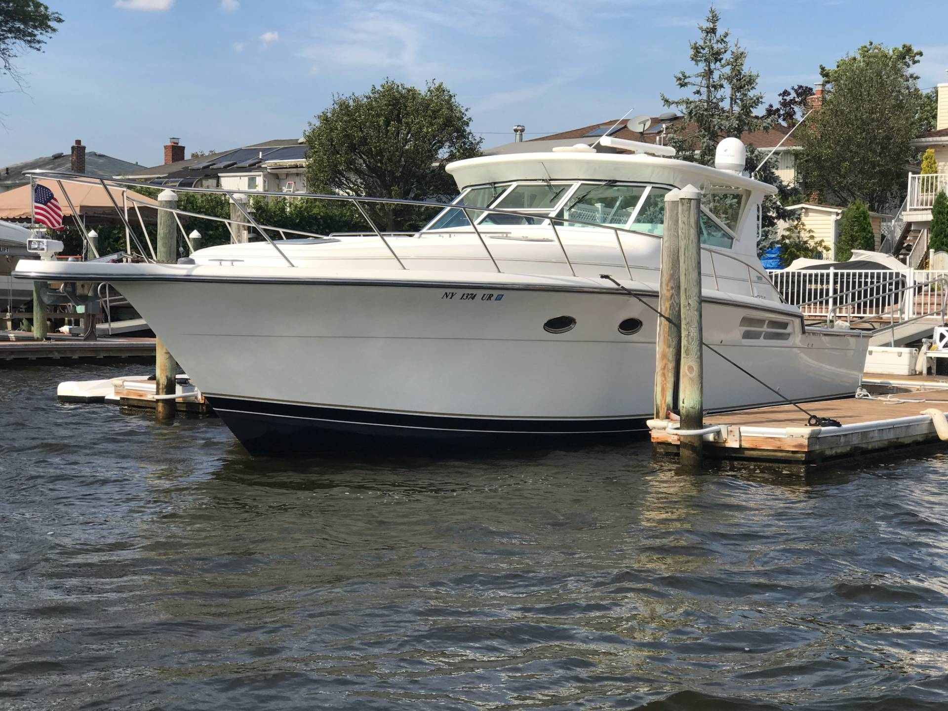 2001 Tiara 4300 Open in Oceanside, New York