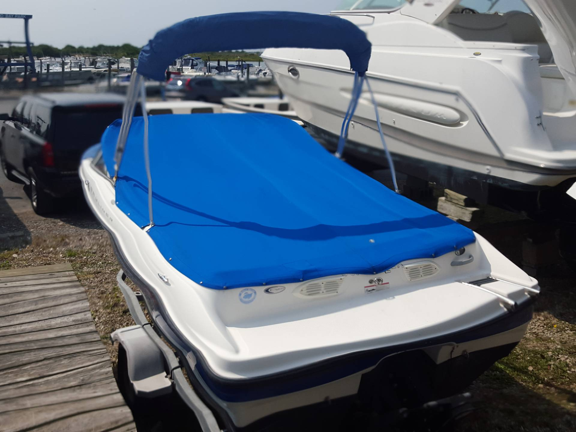 2006 Bayliner 185 BR in Oceanside, New York