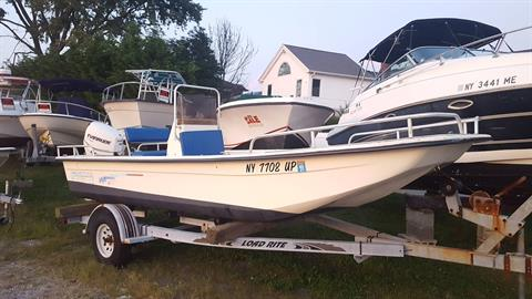 1996 Carolina Skiff 19 DLX kit in Oceanside, New York - Photo 1