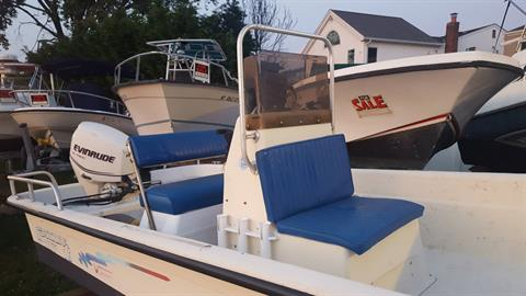 1996 Carolina Skiff 19 DLX kit in Oceanside, New York - Photo 7
