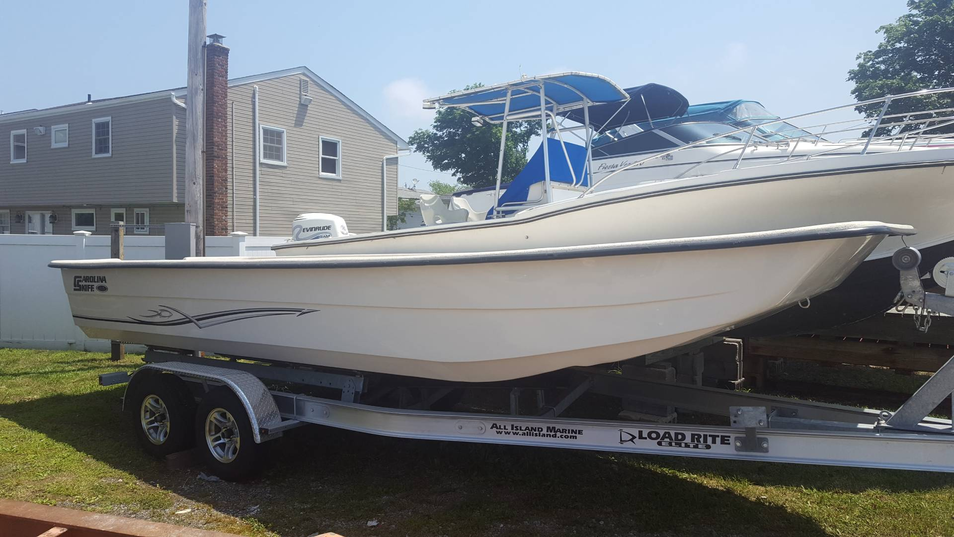 2019 Carolina Skiff 2480 DLX Kit in Oceanside, New York - Photo 3